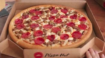 Pizza Hut TV Spot, 'La mejor oferta de entrega de pizza' [Spanish] - Thumbnail 1