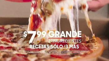 Pizza Hut TV Spot, 'La mejor oferta de entrega de pizza' [Spanish] - Thumbnail 4