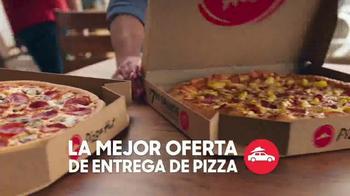 Pizza Hut TV Spot, 'La mejor oferta de entrega de pizza' [Spanish] - Thumbnail 5