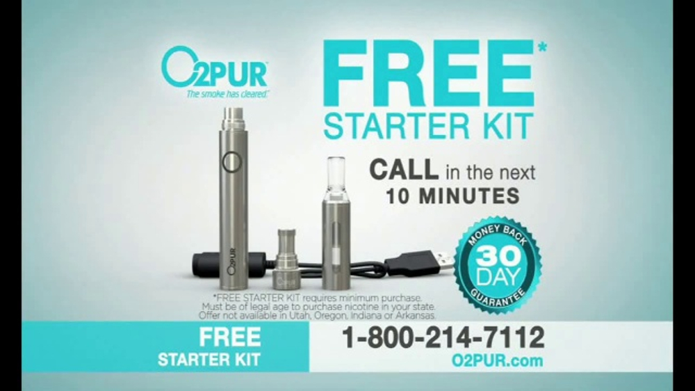 O2PUR Starter Kit TV Commercial, 'Save Hundreds' - Video