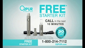 O2PUR Starter Kit TV Spot, \'Save Hundreds\'