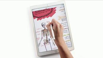 Apple iPad Pro TV Spot, 'Take Better Notes' - Thumbnail 2