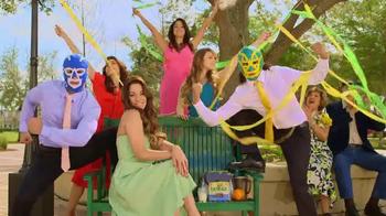 belVita TV Spot, 'Banco del parque' [Spanish]