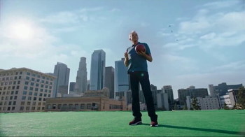 SKECHERS Air-Cooled Memory Foam TV Spot, 'Demo' Featuring Joe Montana - 2470 commercial airings