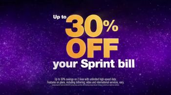 MetroPCS TV Spot, 'Break up With Sprint: Save up to 30%'