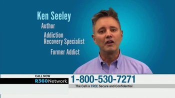 R360 Network TV Spot, 'An Epidemic' Featuring Ken Seeley - Thumbnail 4