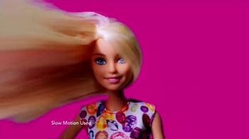 Barbie Crimp & Curl TV Spot, 'So Many Curls' - Thumbnail 1