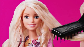 Barbie Crimp & Curl TV Spot, 'So Many Curls' - Thumbnail 2