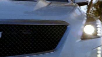 2017 Cadillac CTS-V TV Spot, 'CTS-V Why' - Thumbnail 1