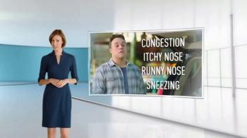 Nasacort Allergy 24Hr TV Spot, 'Zero' - Thumbnail 3