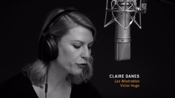 Claire Danes Performs From