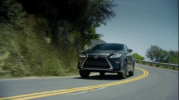 Lexus RX TV Spot, 'Ahead of the Curve' [T1] - Thumbnail 5