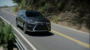Lexus RX TV Spot, 'Ahead of the Curve' [T1] - Thumbnail 7
