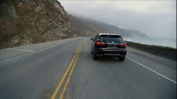 Lexus RX TV Spot, 'Ahead of the Curve' [T1] - Thumbnail 8
