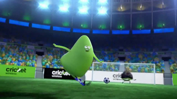 Cricket Wireless TV Spot, 'MLS: IDOL 4' [Spanish]