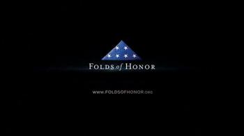 Folds of Honor Foundation TV Spot, 'Scholarships' - Thumbnail 7