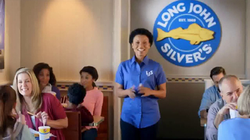 Long John Silver's Beer Battered Cod Basket TV Spot, 'The Choice Is Yours' - Thumbnail 1