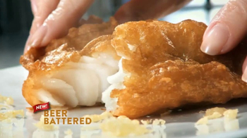 Long John Silver\'s Beer Battered Cod Basket TV Spot, \'The Choice Is Yours\'