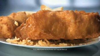 Long John Silver's Beer Battered Cod Basket TV Spot, 'The Choice Is Yours' - Thumbnail 6