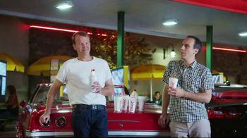 Sonic Drive-In Half Price Shakes & Ice Cream Slushes TV Spot, 'Memo' - 9842 commercial airings