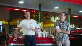 Sonic Drive-In Half Price Shakes & Ice Cream Slushes TV Spot, 'Memo' - 9842 commercial airings