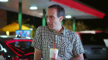 Sonic Drive-In Half Price Shakes & Ice Cream Slushes TV Spot, 'Memo' - Thumbnail 4