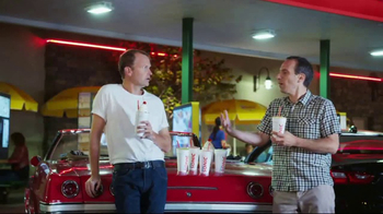 Sonic Drive-In Half Price Shakes & Ice Cream Slushes TV Spot, 'Memo' - Thumbnail 5