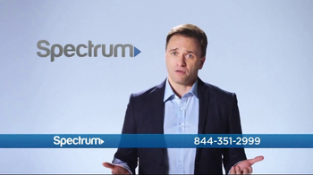 Spectrum TV, Internet and Voice Spot, 'Don't Take My Word for It' - Thumbnail 1