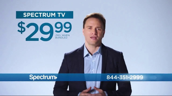 Spectrum TV, Internet and Voice Spot, 'Don't Take My Word for It' - Thumbnail 3