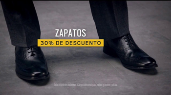 Men's Wearhouse TV Spot, 'Todos unidos' [Spanish] - Thumbnail 4