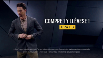 Men's Wearhouse TV Spot, 'Todos unidos' [Spanish] - Thumbnail 5
