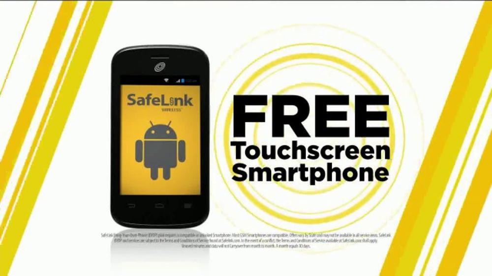 SafeLink TV Commercial, 'Unlimited Minutes' - Video