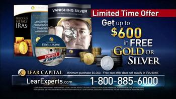 Lear Capital TV Spot, 'Experts Love Silver' - Thumbnail 10