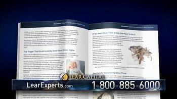 Lear Capital TV Spot, 'Experts Love Silver' - Thumbnail 6
