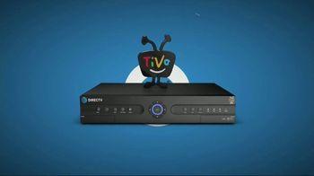 DIRECTV TiVo TV Spot, 'Features'