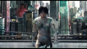 Ghost in the Shell - Alternate Trailer 5