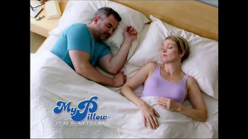 My Pillow Premium TV Spot, 'Testimonials: Free Shipping' - 109 commercial airings