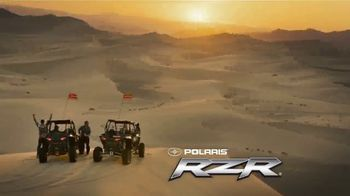 Polaris Spring Sales Event TV Spot, 'Where the Black Top Ends: RZR'