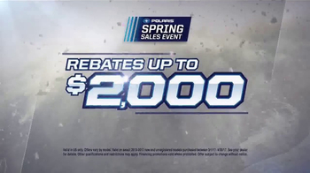 Polaris Spring Sales Event TV Spot, 'Where the Black Top Ends: RZR' - Thumbnail 8