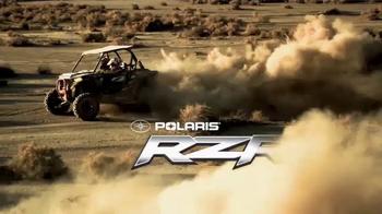 Polaris Spring Sales Event TV Spot, 'Where the Black Top Ends: RZR' - Thumbnail 3