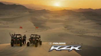 Polaris Spring Sales Event TV Spot, 'Where the Black Top Ends: RZR'