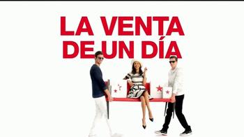 Macy's La Venta de un Día TV Spot, 'Cocina, almohadas y equipaje' [Spanish] - Thumbnail 1