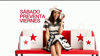 Macy's La Venta de un Día TV Spot, 'Cocina, almohadas y equipaje' [Spanish] - Thumbnail 2