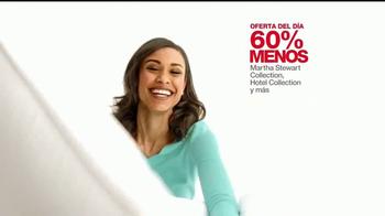 Macy's La Venta de un Día TV Spot, 'Cocina, almohadas y equipaje' [Spanish] - Thumbnail 4
