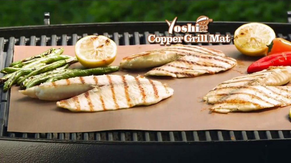 Yoshi Grill Tv Commercial Hot Off The Grill Video