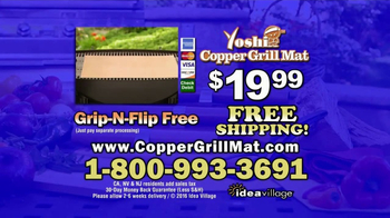 Yoshi Grill TV Spot, 'Hot Off the Grill' - Thumbnail 7