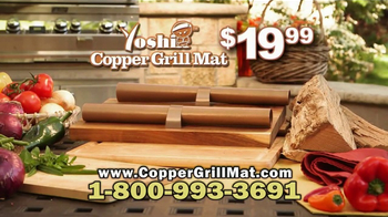Yoshi Grill TV Spot, 'Hot Off the Grill' - Thumbnail 5