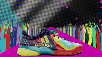 Tennis Warehouse TV Spot, '2017 Adidas Barricade Pop Art' - Thumbnail 6