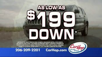 CarHop Auto Sales & Finance TV Spot, 'What Are You Waiting For?' - Thumbnail 1