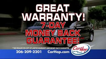 CarHop Auto Sales & Finance TV Spot, 'What Are You Waiting For?' - Thumbnail 5